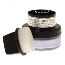 Cosmic Shimmer Metallic Gilding Polish - Heather