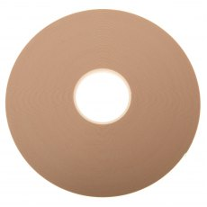 White Foam Tape 10mm x 1mm - 50 metres!