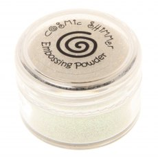 Cosmic Shimmer Brilliant Sparkle Embossing Powder - Frosty Dawn