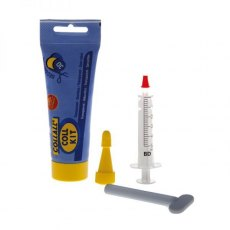 Collall Odourless 3D Glue Gel Set with tools - 80ml