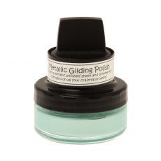 Cosmic Shimmer Metallic Gilding Polish - Mint