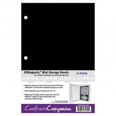 Crafter's Companion EZMagnetic Storage Sheets - Mini Size