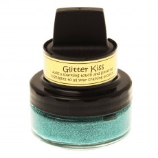 Cosmic Shimmer Glitter Kiss - Ice Blue