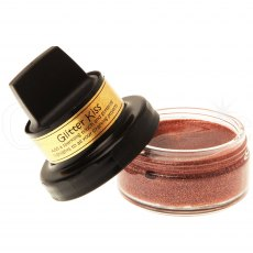 Cosmic Shimmer Glitter Kiss - Light Copper