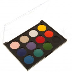 Cosmic Shimmer Watercolour Paint Set 1 - Essential Brights