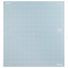 "Cricut Cutting Mat LightGrip Blue 12"" x 12"""