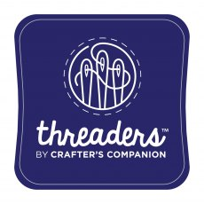 Threaders Fabric Ink Pad - Blue
