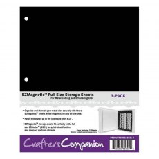 Crafter's Companion EZMagnetic Storage Sheets - Full Size