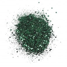 Cosmic Shimmer Glitterbitz - Hunter Green