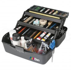 Artbin - Essentials XL 3-Tray - Black