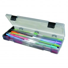 Artbin Pencil/Utility Box - Tinted with Charcoal