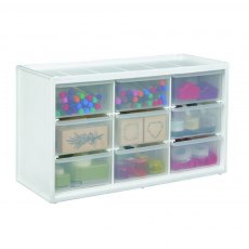 Artbin Store In Drawer - 9 Cabinet