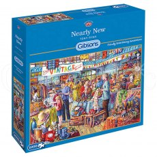 Gibsons 1000 Piece Puzzle - Nearly New
