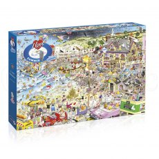 Gibsons 1000 Piece Puzzle - I Love Summer