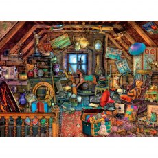 Ravensburger 500 Piece Puzzle - Filled To The Rafters