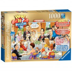 Ravensburger 1000 Piece Puzzle - WHAT IF? No. 16 The Wedding