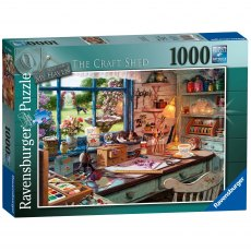 Ravensburger 1000 Piece Puzzle - My Haven No. 1 - The Craft Shed