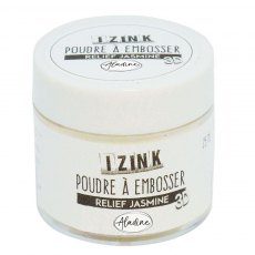 Izink Embossing Powder - Relief Jasmine