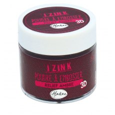 Izink Embossing Powder - Relief Ambre